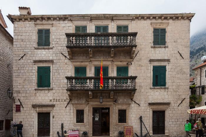 Grubonja Palace