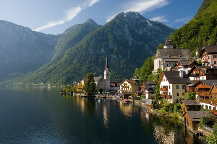 Hallstatt - The Snow Melt