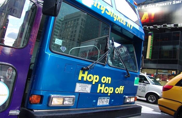 Hanoi City Hop-On Hop-Off Bus Tour