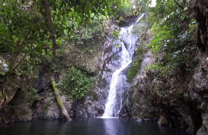 Hike to the Hidden Kai Bae Waterfall