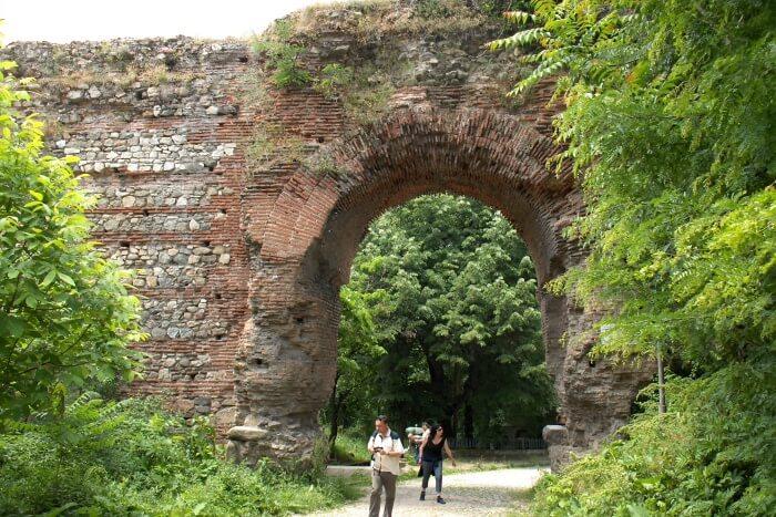 Hisarya City Walls