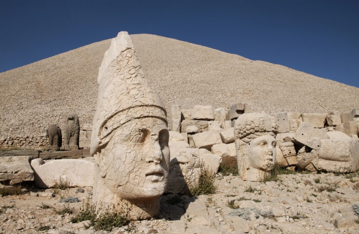 History Of Mount Nemrut