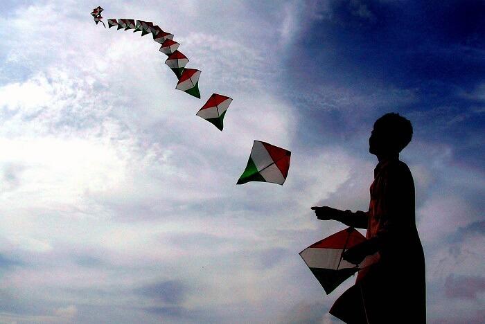 History of Jaipur Kite Festival<