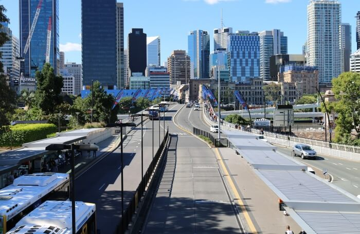 Hitch From Brisbane