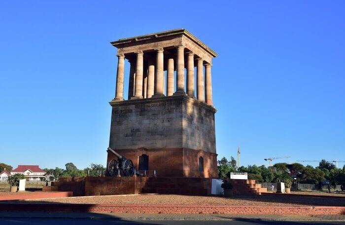 Honoured Dead Memorial