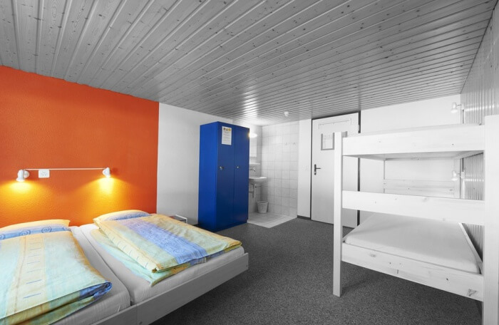 Bed Room Hostel
