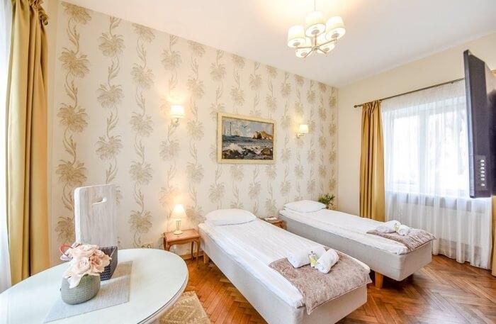 Hostel Kubu in Lithuania