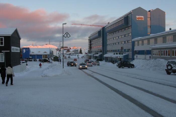 Hotel Nuuk Seamen's Home