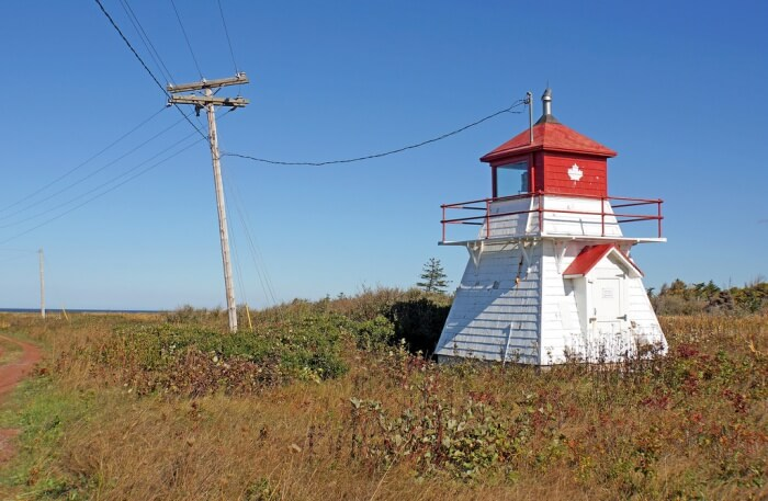 Howards Cove Lighthouse