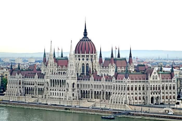 Hungarian Parliamentary Buildings