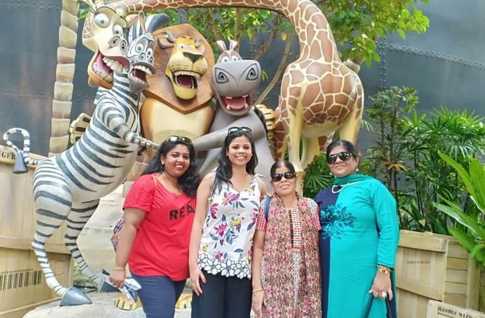 cover singapore family trip