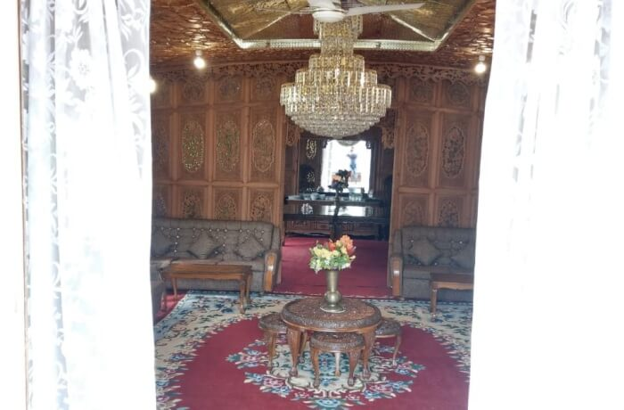 Kashmiri decor