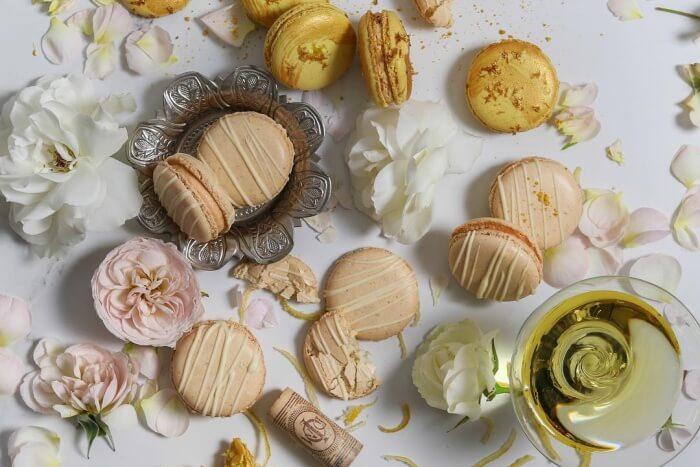 Idiom Wine and Macaron Experience