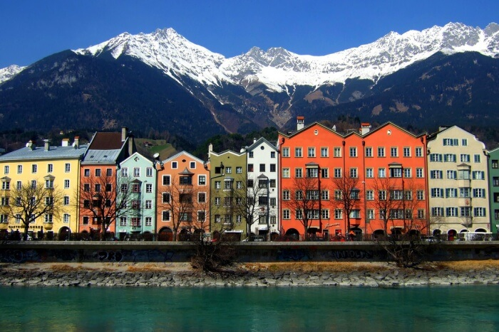 Innsbruck - Trekking In March