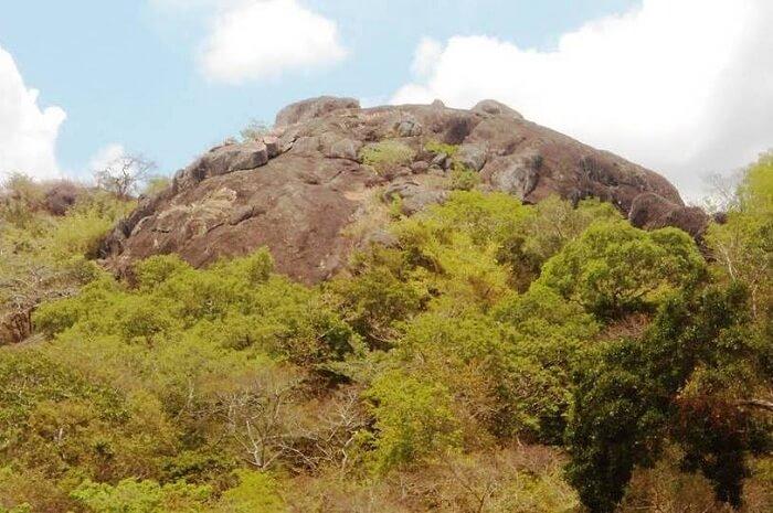 Iru Pothana Ruins
