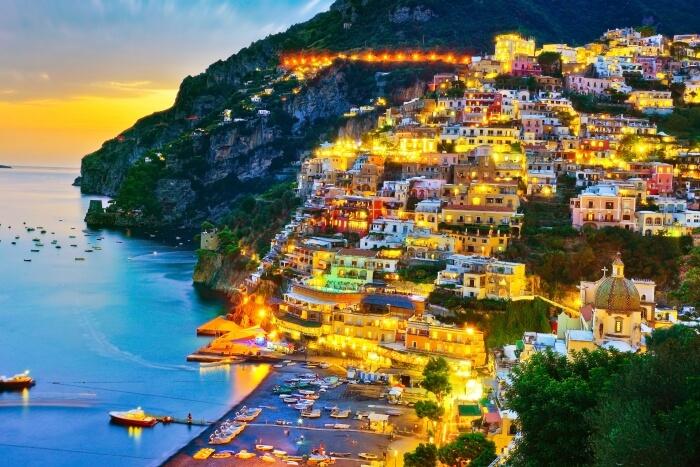 Islands Near Naples