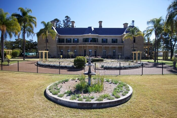 Jimbour Homestead