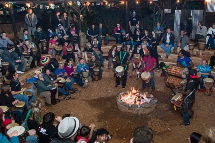 Join a Drumming Circle or Chill Out on a Sunday at Klitsgras