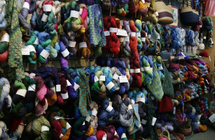 Julie's Yarn Shoppe