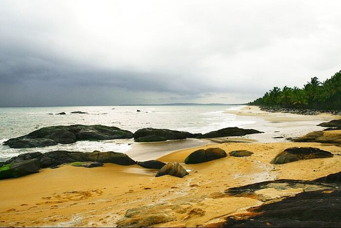 ancient beach near Coimbatore
