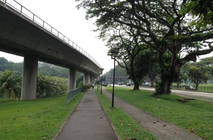 Khatib Bongsu Park Connector