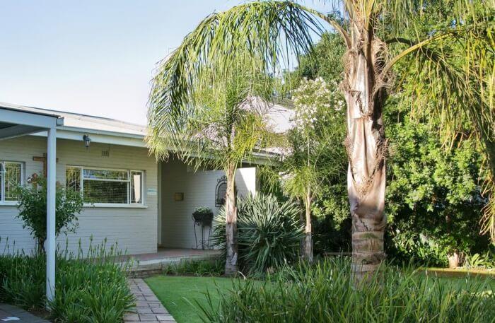 La Cruze Guest House view