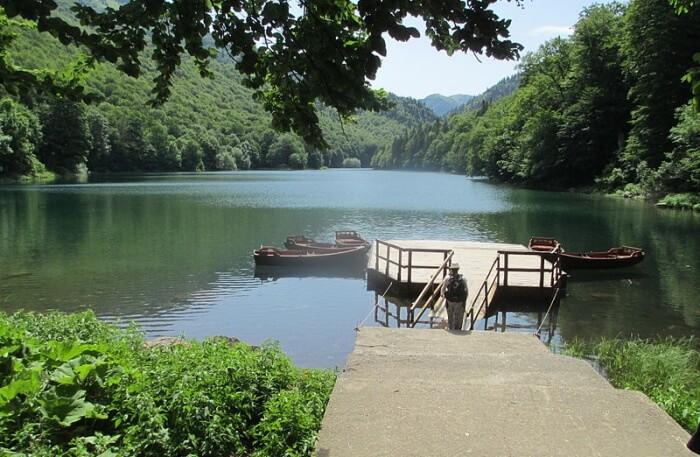 Lake Biograd View