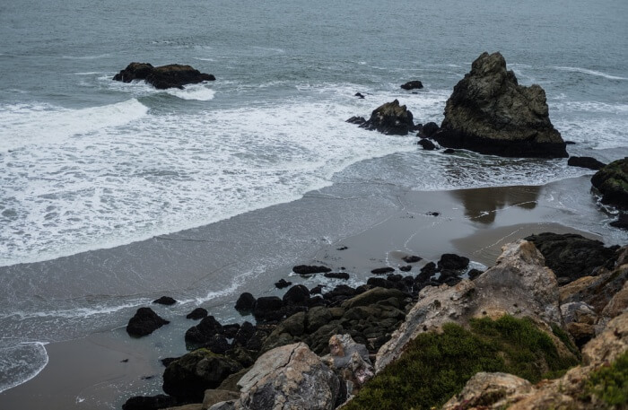 Land's End in San Francisco