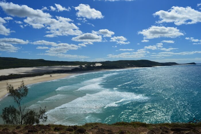 Leisure at Fraser Island