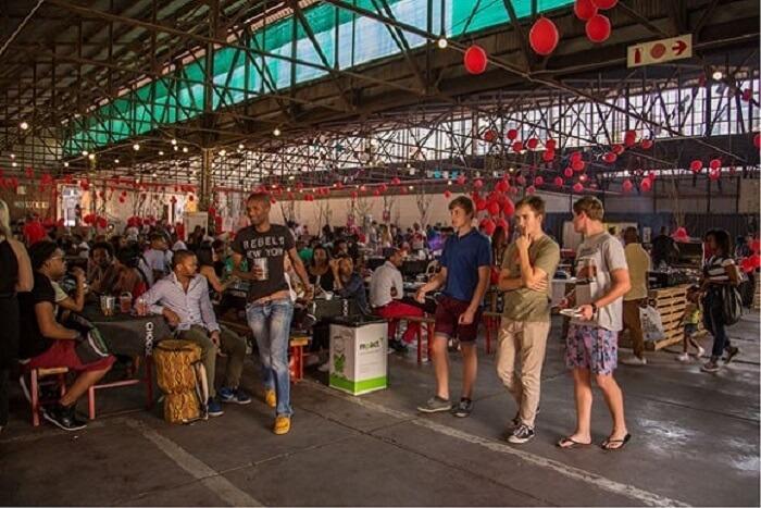 Make A Visit To Vibey Market