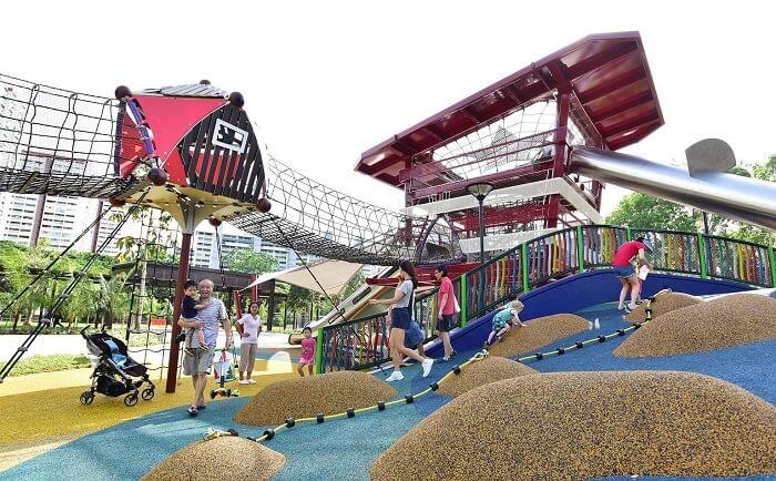 Marine Cove Children's Playground