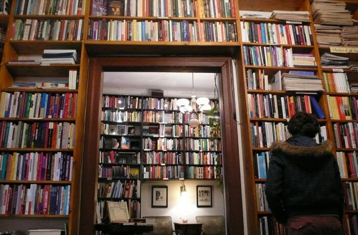 Massolit Books and Café