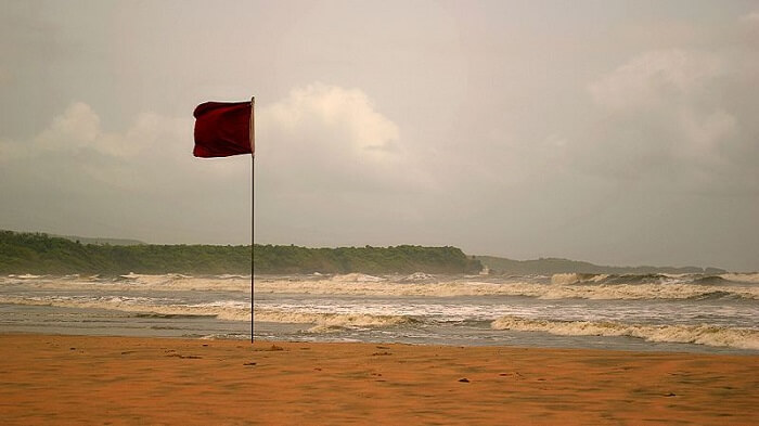 Mobor Beach in Goa
