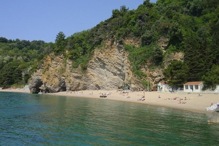 Mogren Beach