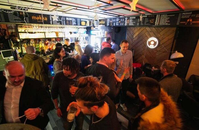 Mokka Drinks Bar