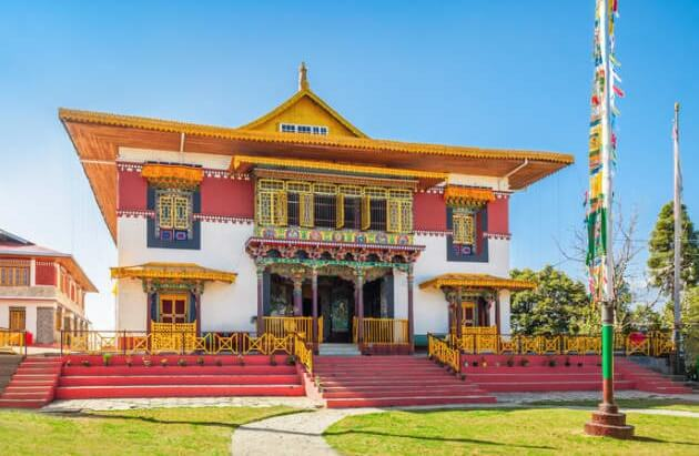 Monastery_pelling