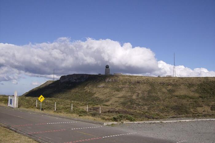 Morro Da Igreja