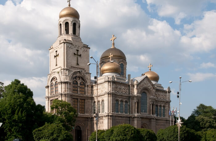 Mother of God Cathedral's Dormition