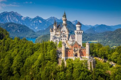 Munich Castles