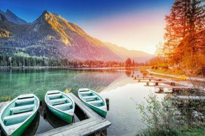 Munich Lakes