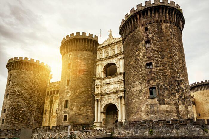 Naples Castles