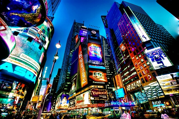 New York City, US