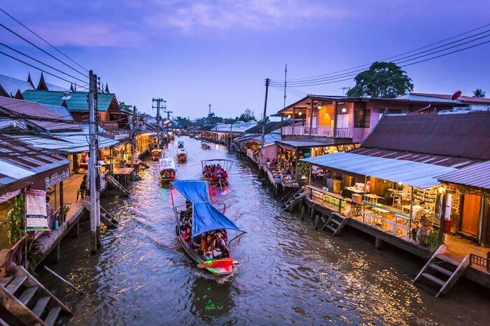 Night Markets in Bangkok