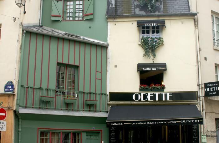 Odette Cafe