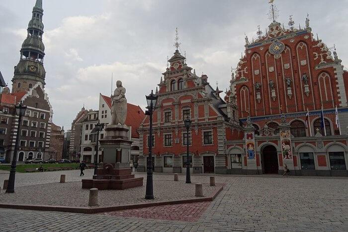 Old City Riga