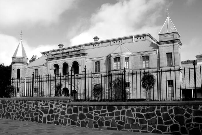 Old Presidency Museum