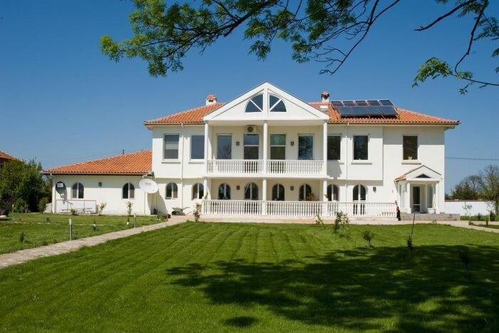 Old School Villa