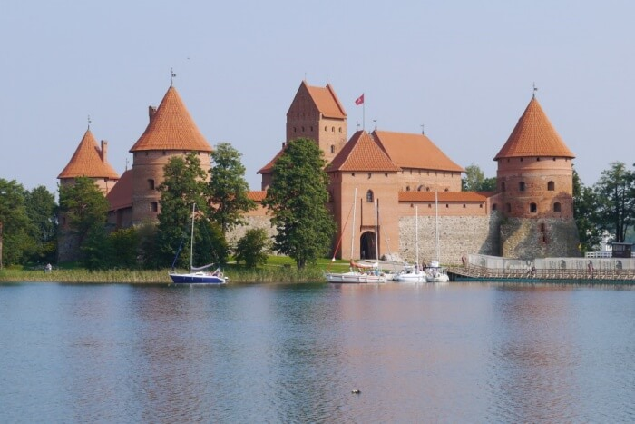 Old Trakai Castle
