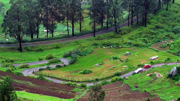 Ooty in India