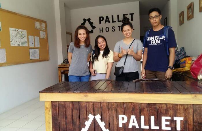 Pallet Hostel